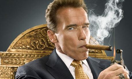 arnie cigar