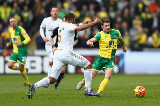 williams vs norwich