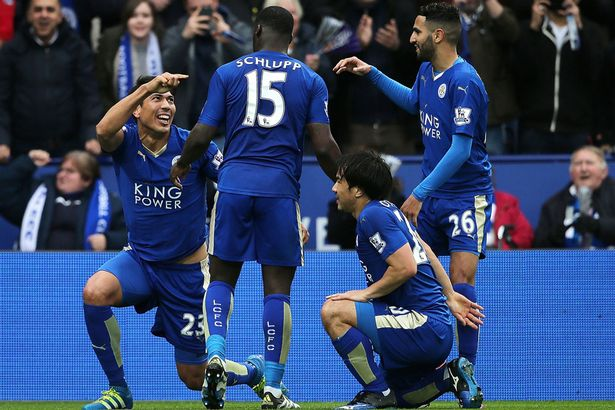 Leicester-City-v-Swansea
