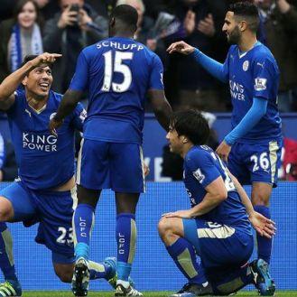 Leicester-City-v-Swansea