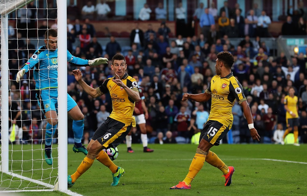 Burnley v Arsenal - Premier League