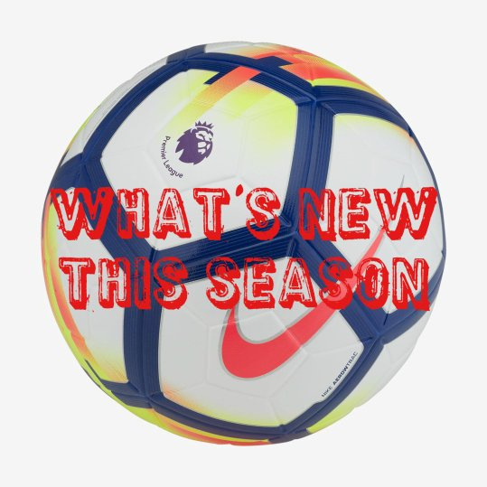 whats new balls