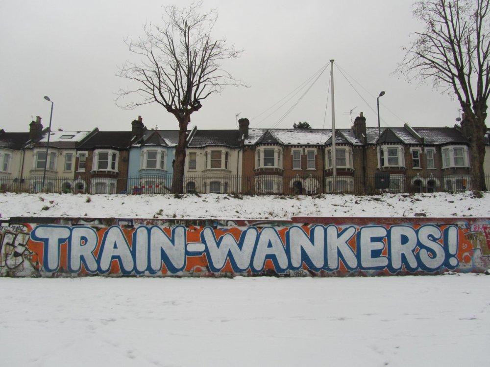 TRAIN WANKERS