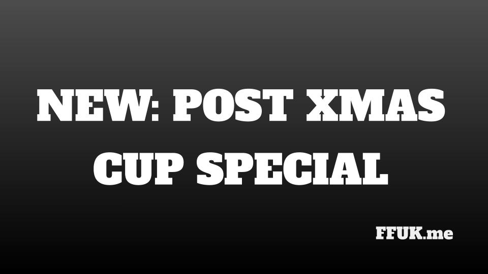 POST XMAS CUP